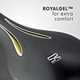 Selle Royal Herren Look IN Moderate Fahrradsattel, schwarz, M - 4