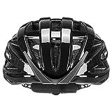 Uvex Erwachsene I-Vo Fahrradhelm, schwarz, 56-60 cm - 2