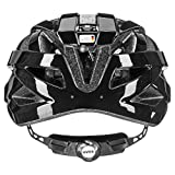 Uvex Erwachsene I-Vo Fahrradhelm, schwarz, 56-60 cm - 3