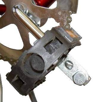 Pex Kurbelverkürzer für Stahlkurbe - 3