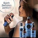 Ultra Pur MagnesiumÖl Spray - 1000ml + 100ml | 100% Natürlich Reines Zechstein Öl von Organic Magnesium | Perfekt für Sport & Muskel entspannung | Flüssig Oil Konzentrat - 3