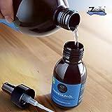 Ultra Pur MagnesiumÖl Spray - 1000ml + 100ml | 100% Natürlich Reines Zechstein Öl von Organic Magnesium | Perfekt für Sport & Muskel entspannung | Flüssig Oil Konzentrat - 6