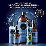Ultra Pur MagnesiumÖl Spray - 1000ml + 100ml | 100% Natürlich Reines Zechstein Öl von Organic Magnesium | Perfekt für Sport & Muskel entspannung | Flüssig Oil Konzentrat - 9