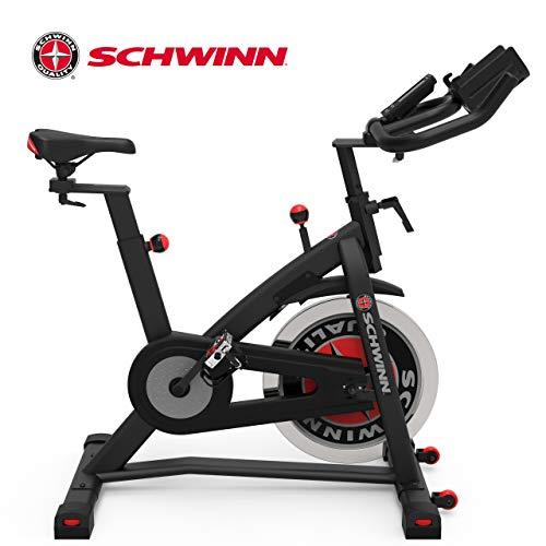Schwinn Speedbike IC7 Fitnessbike mit LCD-Display, stabile Rahmenkonstruktion, Tablethalterung, 18 kg PWD Schwungrad, drahtlose Herzfrequenzmessung, max. Benutzergewicht 136 kg - 3