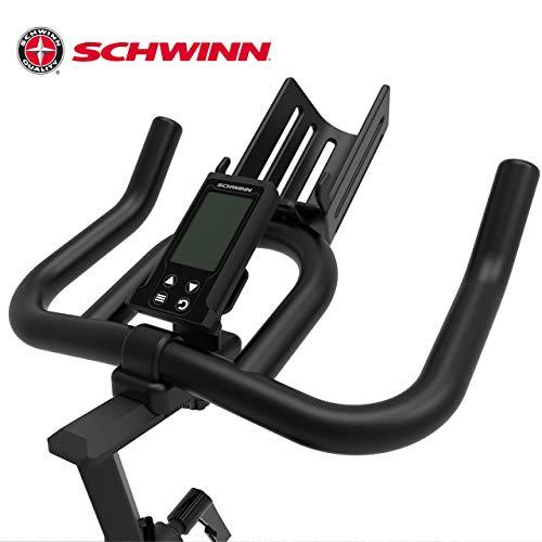 Schwinn Speedbike IC7 Fitnessbike mit LCD-Display, stabile Rahmenkonstruktion, Tablethalterung, 18 kg PWD Schwungrad, drahtlose Herzfrequenzmessung, max. Benutzergewicht 136 kg - 4