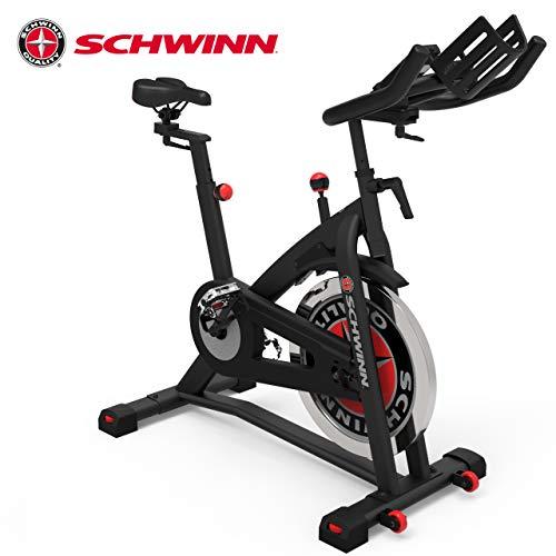 Schwinn Speedbike IC7 Fitnessbike mit LCD-Display, stabile Rahmenkonstruktion, Tablethalterung, 18 kg PWD Schwungrad, drahtlose Herzfrequenzmessung, max. Benutzergewicht 136 kg - 5