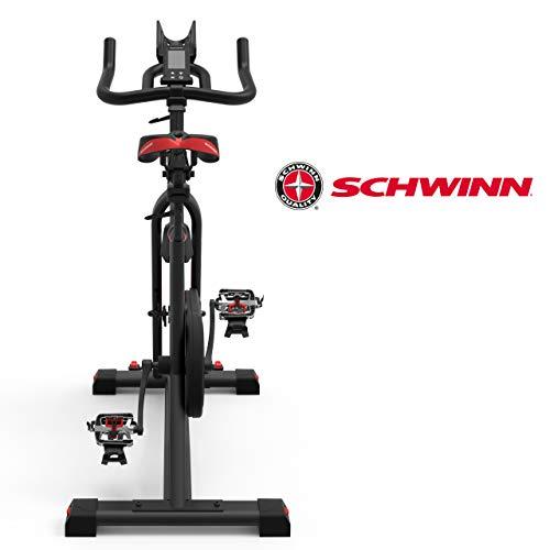 Schwinn Speedbike IC7 Fitnessbike mit LCD-Display, stabile Rahmenkonstruktion, Tablethalterung, 18 kg PWD Schwungrad, drahtlose Herzfrequenzmessung, max. Benutzergewicht 136 kg - 6