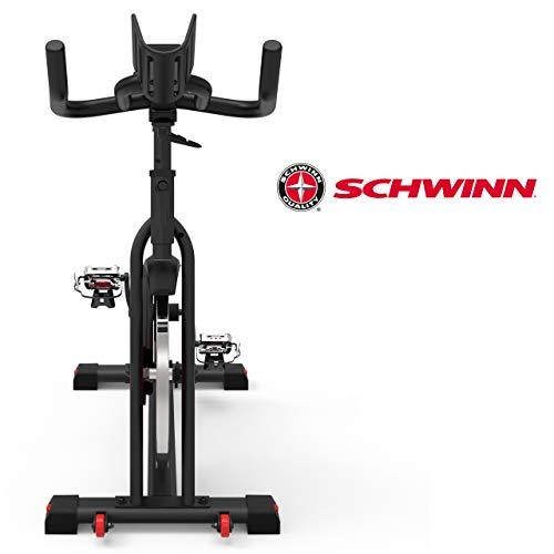 Schwinn Speedbike IC7 Fitnessbike mit LCD-Display, stabile Rahmenkonstruktion, Tablethalterung, 18 kg PWD Schwungrad, drahtlose Herzfrequenzmessung, max. Benutzergewicht 136 kg - 7