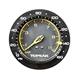 Topeak Unisex-Adult JoeBlow Sport III Standpumpe, Silver, One size - 2