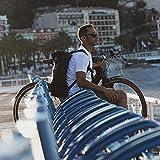 LOOK Cycle - Geo City Grip Fahrrad Pedale - Anti-Rutsch Flat Pedale - Innovative Activ Gummi Oberfläche - Premium Hochleistungs Fahrradpedale für Cityräder - Crazy Camo - 4
