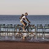 LOOK Cycle - Geo City Grip Fahrrad Pedale - Anti-Rutsch Flat Pedale - Innovative Activ Gummi Oberfläche - Premium Hochleistungs Fahrradpedale für Cityräder - Crazy Camo - 6