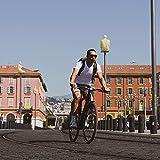 LOOK Cycle - Geo City Grip Fahrrad Pedale - Anti-Rutsch Flat Pedale - Innovative Activ Gummi Oberfläche - Premium Hochleistungs Fahrradpedale für Cityräder - Crazy Camo - 7