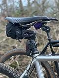 Cirrus Cycles Unisex– Erwachsene Kinekt Bodyfloat 2.1 Gefederte Sattelstütze, LG 200-250 lb, Diameter: 31.6mm, Length: 420mm (Long) - 6