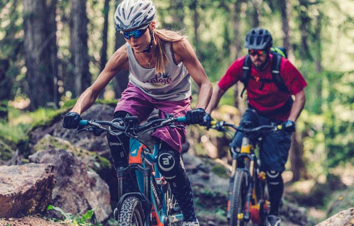 Spaß und Sport mit dem E-Bike