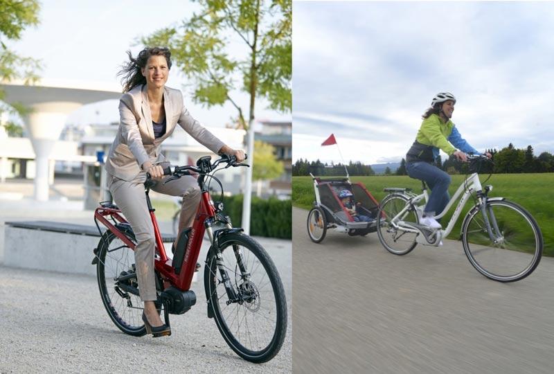 E-Bike als Autoersatz