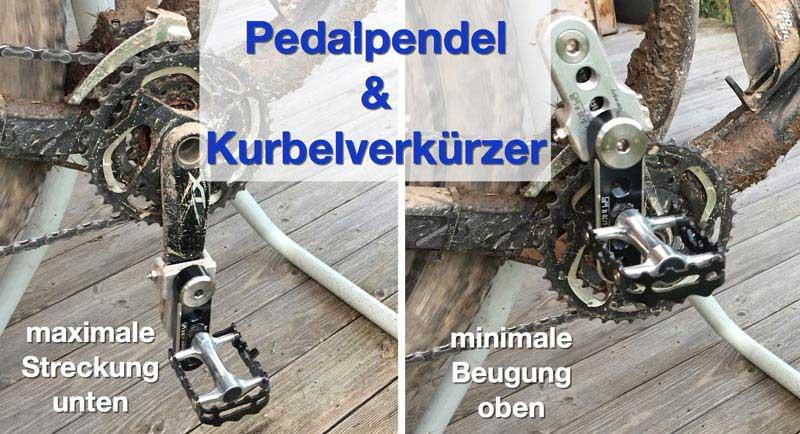 kurbelverk rzer und pedalpendel im praxistest fahrrad. Black Bedroom Furniture Sets. Home Design Ideas