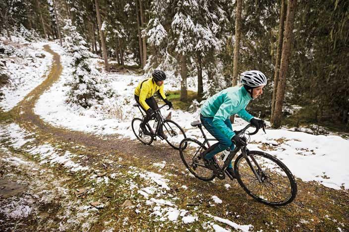 Wintertraining macht nur mit der richtigen Ausrüstung Spaß