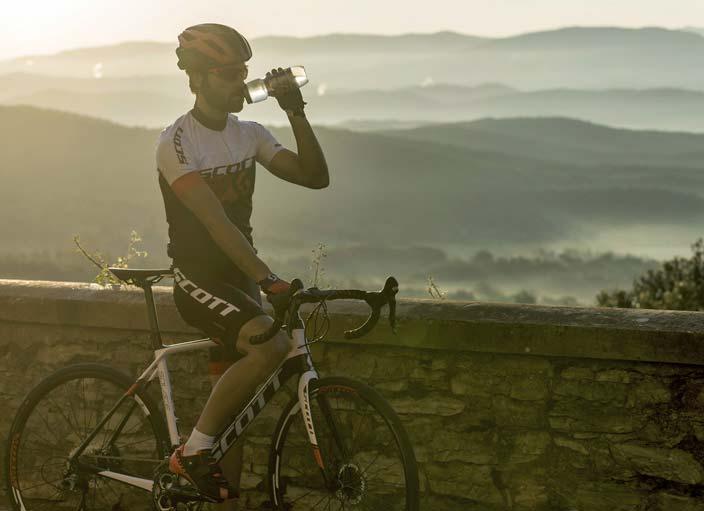 Trinkformel für Radsportler