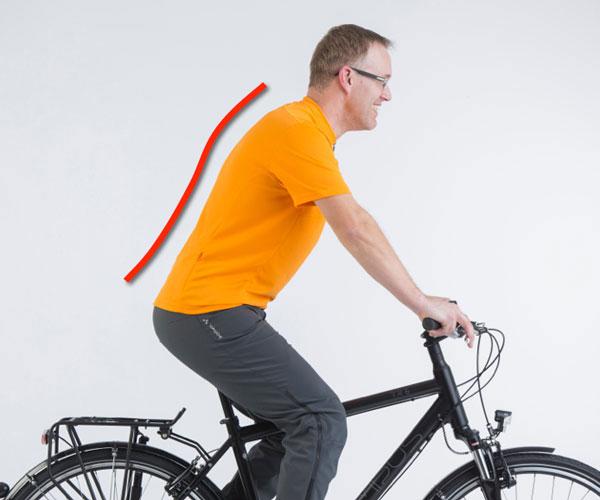 Wenn Die Bandscheiben Fahrrad Fahren Fahrrad Gesundheit