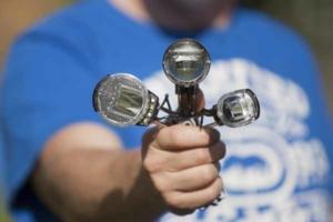 Kompakte LED-Scheinwerfer
