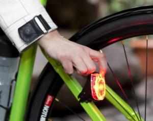 Batterierücklicht mit StVZO Zulassung