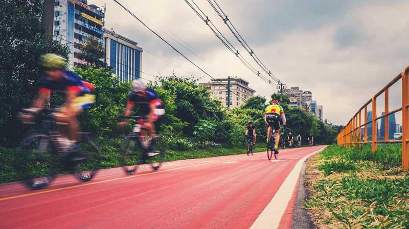 Ein gutes Radwegenetz sorgt für mehr Akzeptanz bei Berufspendlern