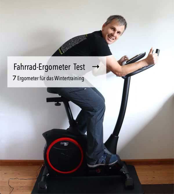 Ergometer Test 2019/2020