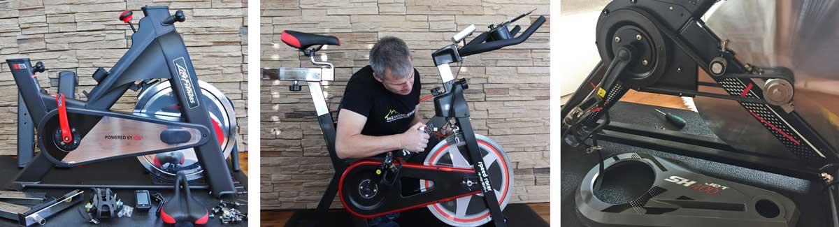 Indoor Cycles im Test